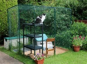 pets outdoor cat enclosures