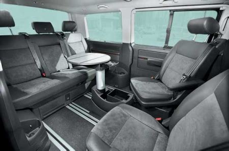 seater caravelle multi van booking delhi india luxury
