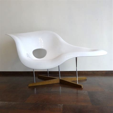 chaise vitra eames la chaise lounge chair by charles eames for vitra