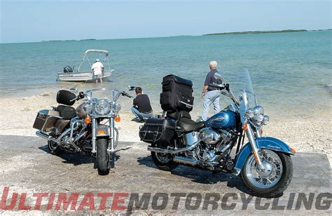 Key West Harley Davidson by Touring Key West On Harley Davidsons