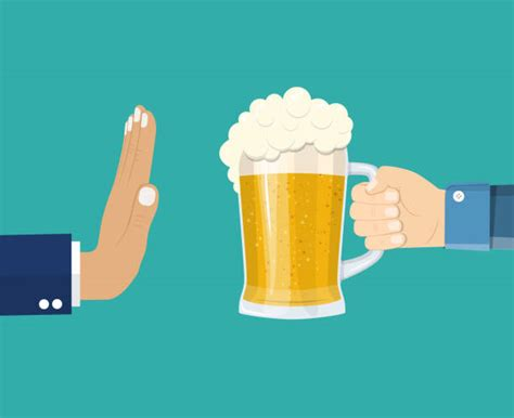 alcohol abuse illustrations royalty  vector