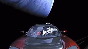 Voiture Tesla Dans L Espace : albums photos la tesla roadster dans l 39 espace ~ Medecine-chirurgie-esthetiques.com Avis de Voitures