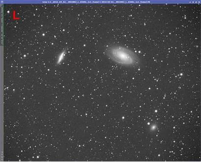 Stars Through Refractor Luminance Bloated Star Lightvortexastronomy