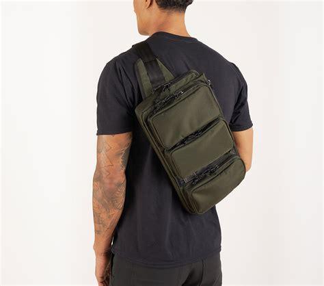 chrome mxd link   compact laptop sling bag   city