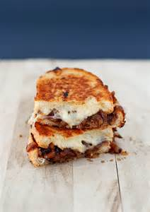 French Onion Soup Grilled Cheese Sandwich