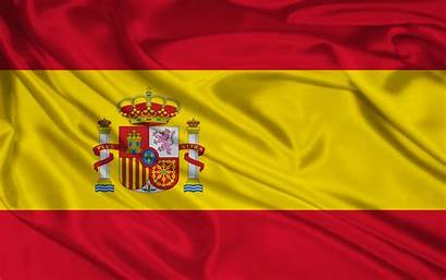 Flag Spain Wallpapers Yellow Espana National Almighty
