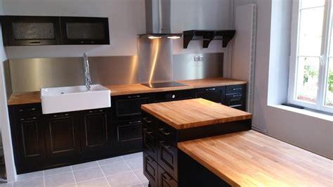 meuble cuisine laqué meuble cuisine blanc laque meilleures idées de décoration