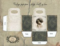 printable miniature boxes images printable box