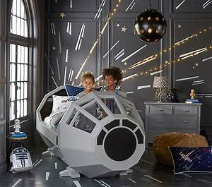 Pottery Barn Millennium Falcon Cockpit Bed: The Priciest