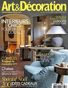 Magazine Décoration Intérieur : un int rieur moderne des id es dans un magazine d co ~ Teatrodelosmanantiales.com Idées de Décoration