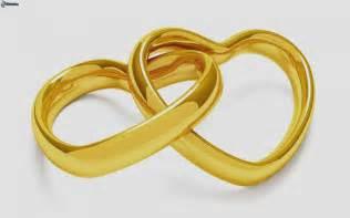 coeur de mariage gold wedding rings april 2016