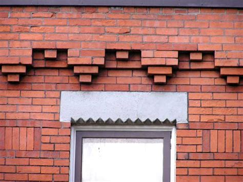 Corbel Bricks by Corbel