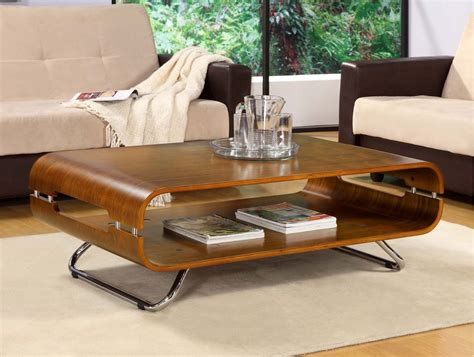 chrome  wood coffee table furniture roy home design