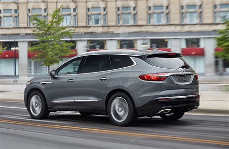 2019 Buick Enclave Review, Redesign, Specs