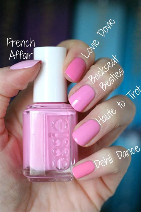 best essie colors the 25 best essie nail colors ideas on
