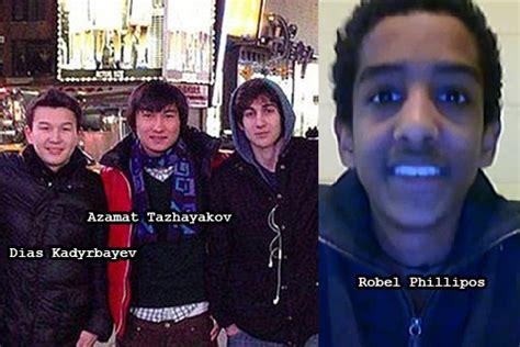 Tatlo pang suspek sa Boston marathon bombing, kinasuhan ng ...