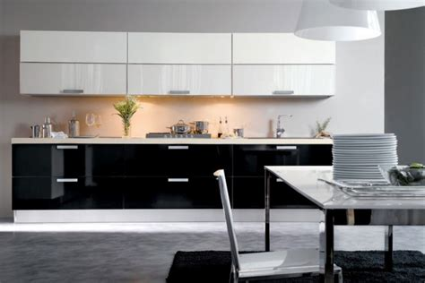 Kitchen Accessories Black And White by Black And White Kitchen Decor To Feed Exclusive And Modern