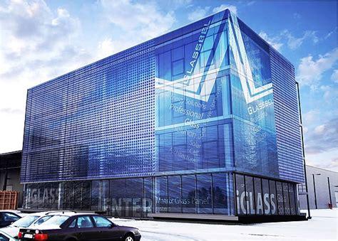 Transparente Solarpaneele Fuer Glasfassaden by Photovoltaik Fassade Konstruktion Und Praxisbeispiele