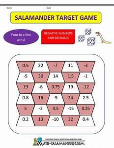 Fun Math Games For 6th Graders Printable - 6th grade math ...