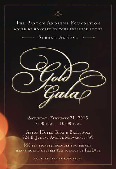 gold gala invite gala gala invitation gala themes