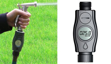 water saver water usage meter