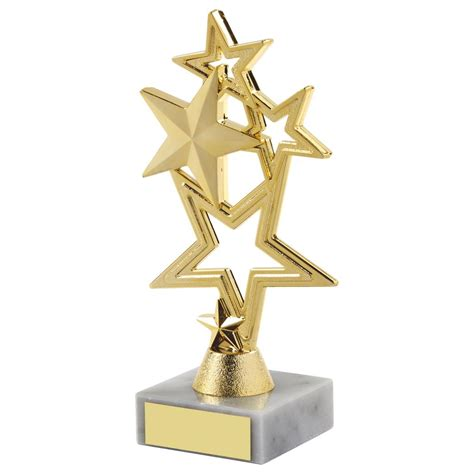 CH0/627 - Gold Star Achievement Award - Awards of London