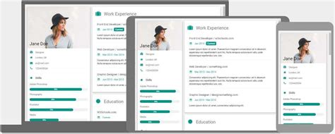 w3schools templates responsive web design templates