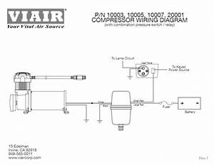 Viair Compressor Wiring Diagram