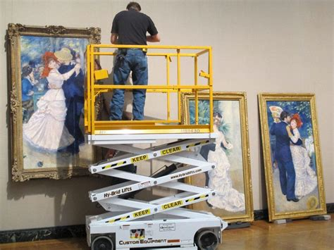 3 Monumental Renoir Paintings Together Again At The Mfa
