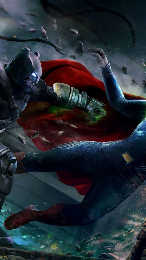 wallpaper batman  superman batman superman  creative graphics  wallpaper