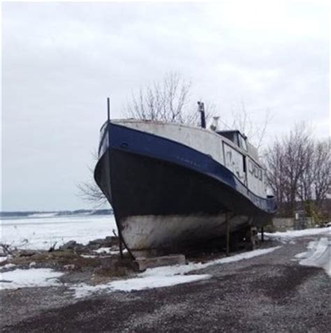 Fishing Boat For Sale In Ontario by Instant Get Used Steel Yachts Sale Mi Je