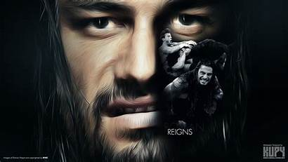 Roman Reigns Wwe Wrestling Wallpapers Desktop Resolution