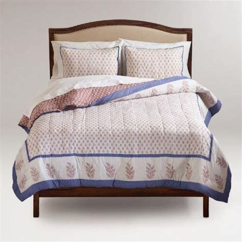 34398 world market bedding reversible bedding collection world market