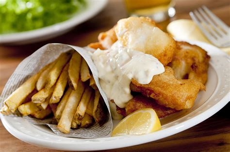 beer battered fish  chips recipe