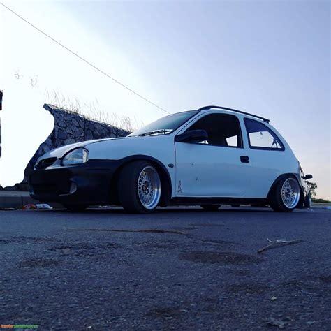 opel corsa lite sport modified  car  sale