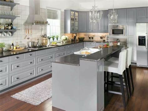 ikea new kitchen cabinets 2014 we welcome ikea s 2014 new lidingo gray door style for 7472
