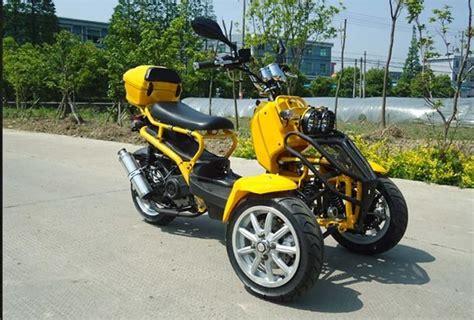 Tipo Orizzontale Tri Colpo Del Motorino 4 Di Trike Della