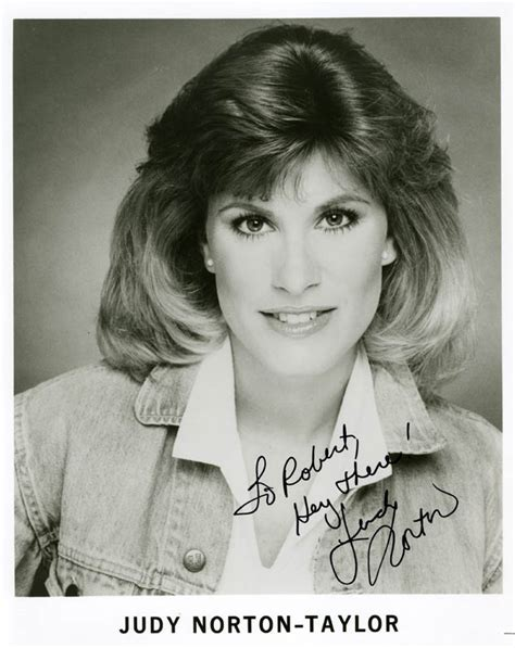 judy norton taylor autographed signed photograph
