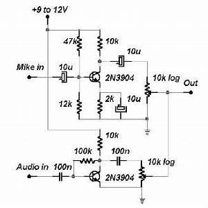 2 channels audio mixer circuit diagram world With audio mixer schematic diagram audio mixer circuit diagram mixer wiring