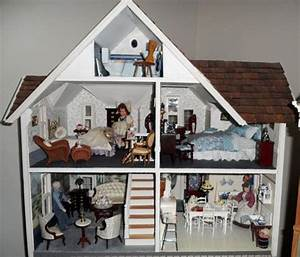 17 Best Images About Dollhouse Interiors On Pinterest