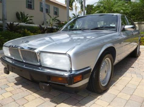amazing jaguar sovereign sell used jaguar xj xj6 sovereign 1 owner great