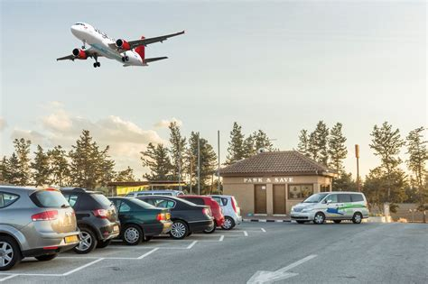 Airport Cars by Park Save Larnaca Airport Parking