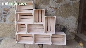 MIL ANUNCIOS COM Muebles con cajas fruta