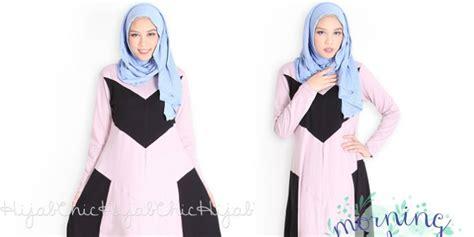 hijabchic derifa dress simpel  unik dreamcoid