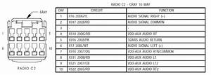 Wiring Diagram Database  2004 Dodge Durango Radio Wiring
