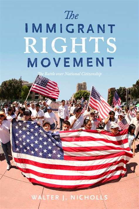 immigrant rights movement  battle  national