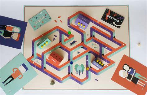 Diseño De Juego De Mesa/ Board Game Designmedios