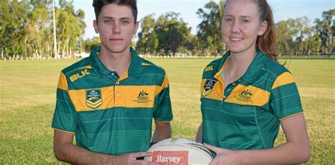 Rocky footy stars defeat Kiwis in Trans Tasman clash ...