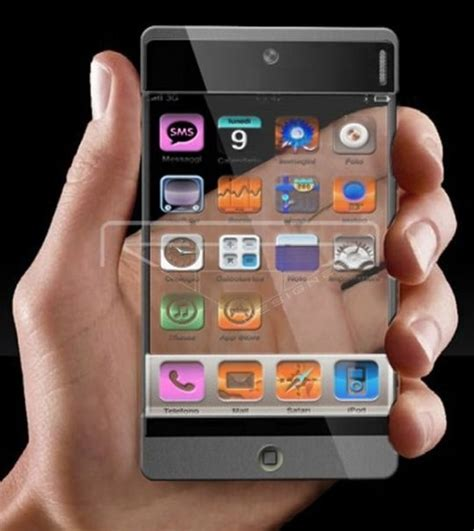 clear phone taiwanese company reveals transparent phone