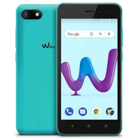 wiko 3 smartphone senior pas cher simple bazile